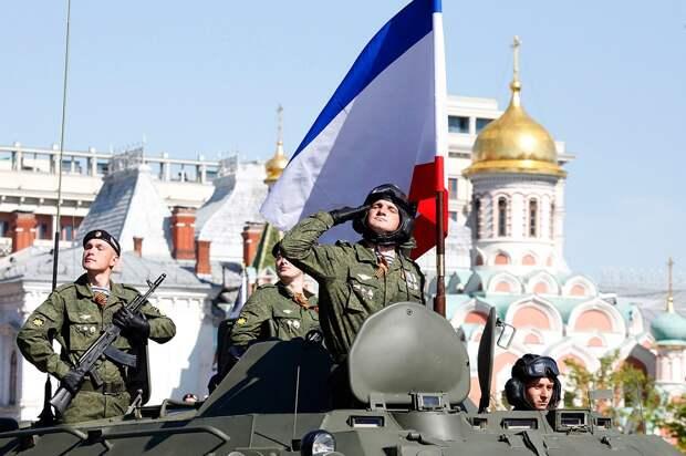 parad14pobedy 8 Парад Победы на Красной площади