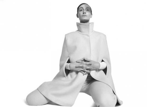 Есть контакт! (Vogue Italia September)