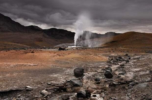 19 лучших горячих источников планеты