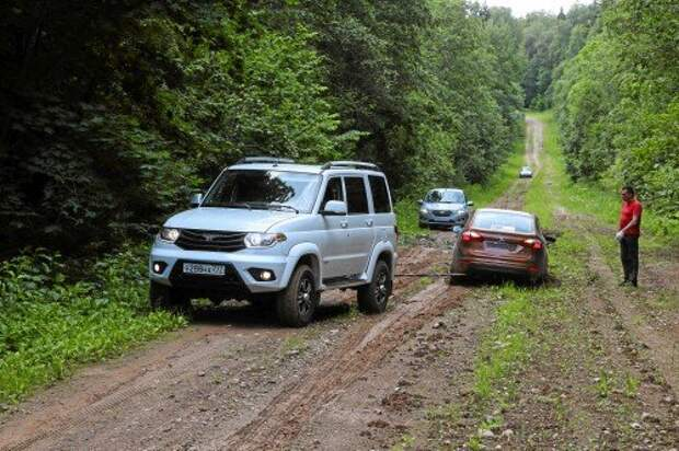 Datsun mi-DO против Ford Fiesta и Lada Granta: 60 часов на пределе (ВИДЕО)
