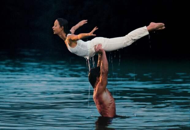 Как снимали фильм Грязные танцы грязные танцы, кино, съемки