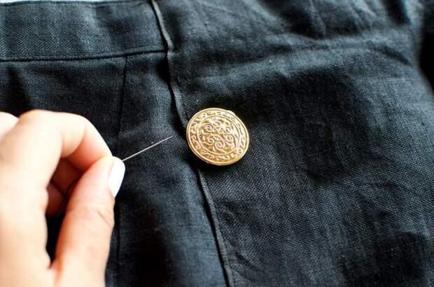 Необычная переделка юбки (Diy)