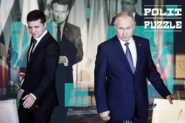 Узнав о возможной встрече Путина и Зеленского, Запорожский пришел в недоумение