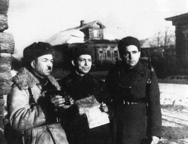Как погиб генерал Панфилов