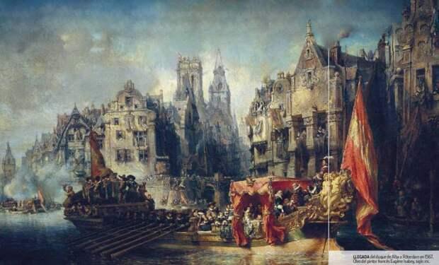 Европейские корсары исламского Магриба