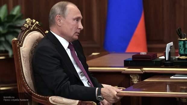 Путин назначил Болынедворского новым прокурором Севастополя