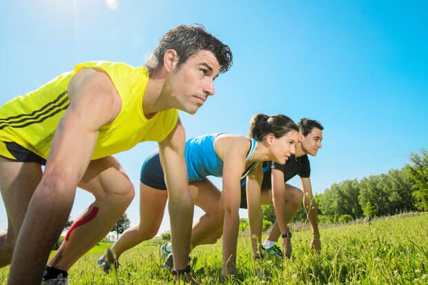 11 причин начать бегать