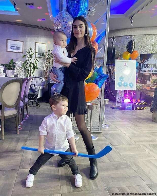 Жена Александра Овечкина показала умилительные обнимашки детей (видео)