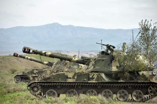 У Армении появились серьезные военные проблемы с Ираном
