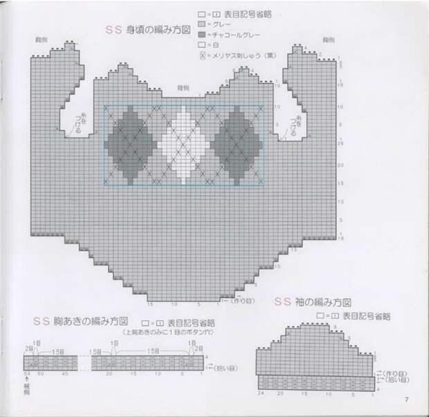Вязаный свитер для собачки (Diy)