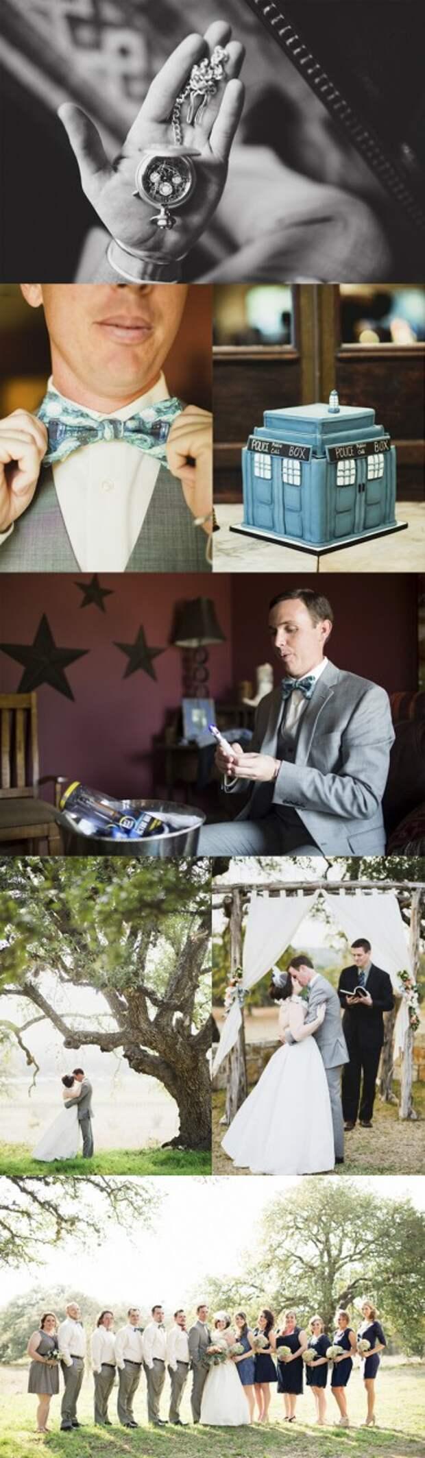 Необычные тематические свадьбы, устроенные фанатами кино