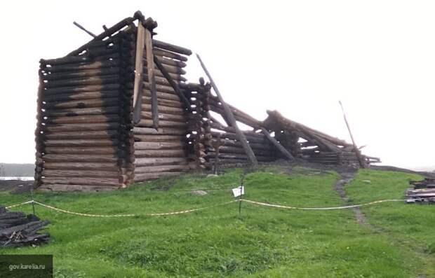 В Карелии восстановят Успенскую церковь