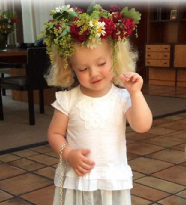 Снимок дочери Аллы Пугачевой и Максима Галкина покорил поклонников