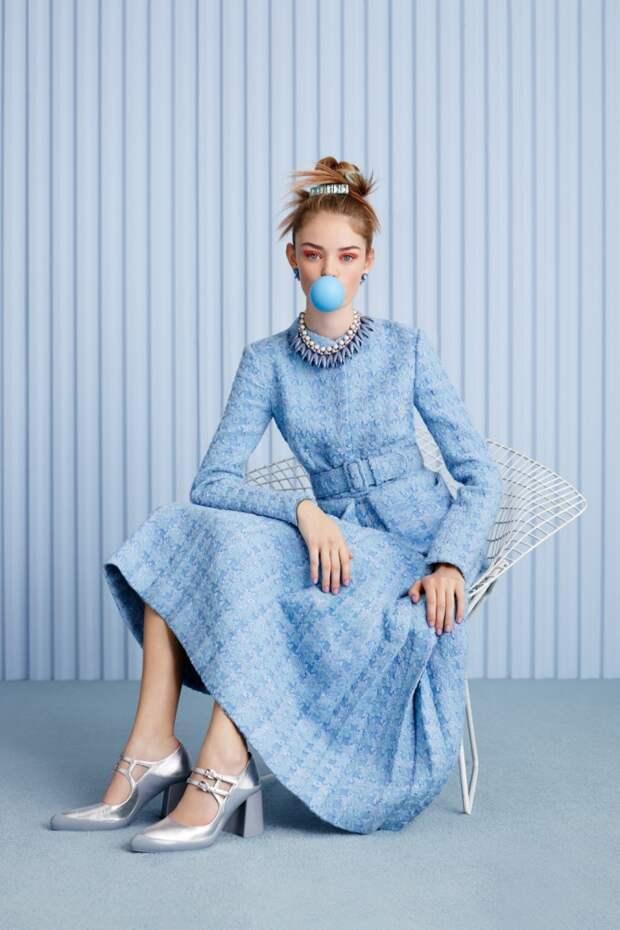 """""""The Sweet Life""""  Teen Vogue September 2015"""