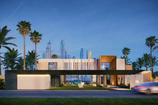 Самые популярные районы Дубая для покупки вилл и таунхаусов