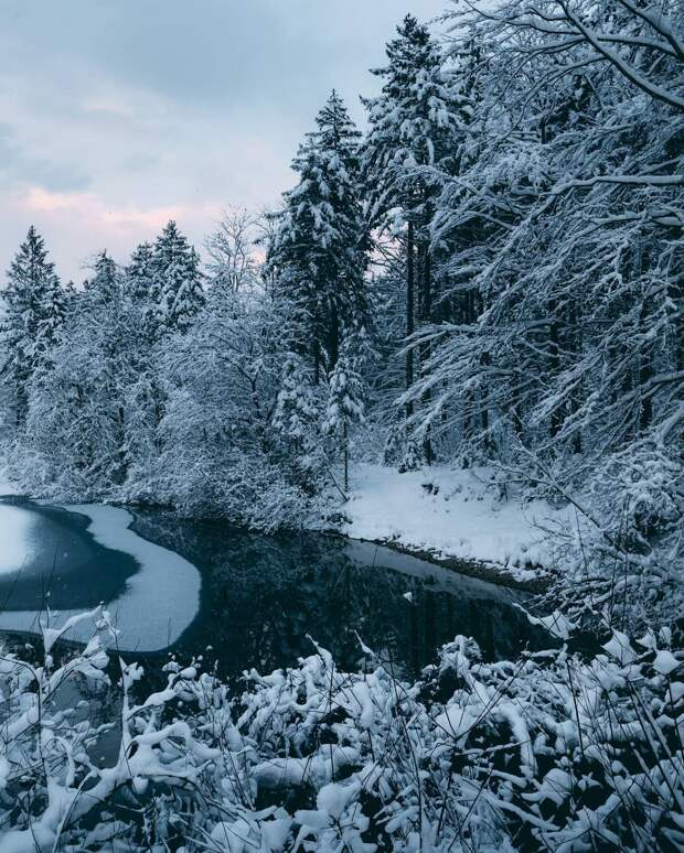 Фотопутешествие в Австрию и Норвегию