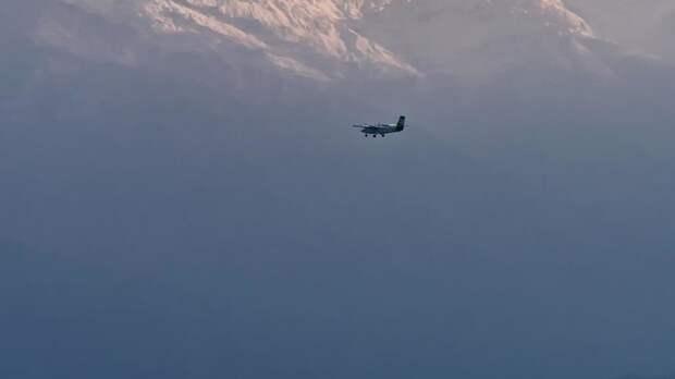 Лёгкий самолёт упал под Хабаровском