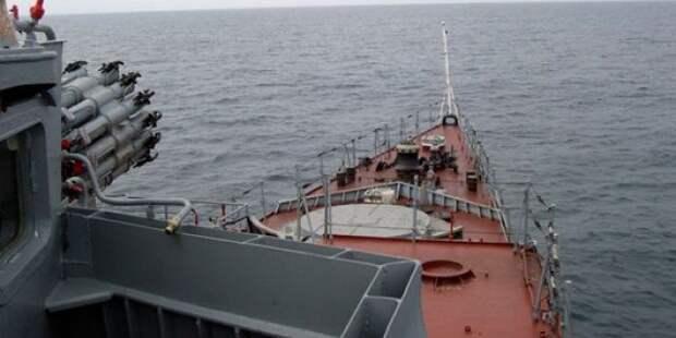 Россия направила в Средиземное море МРК Зеленый дол с крылатыми ракетами