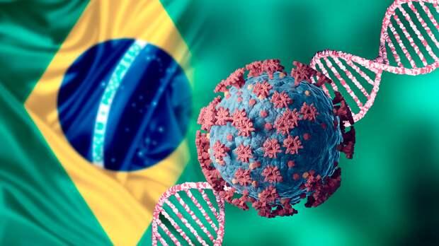 Бразилия стала страной— «лабораторией» штаммов коронавируса. Она отказалась от «Спутника V» из-за политики