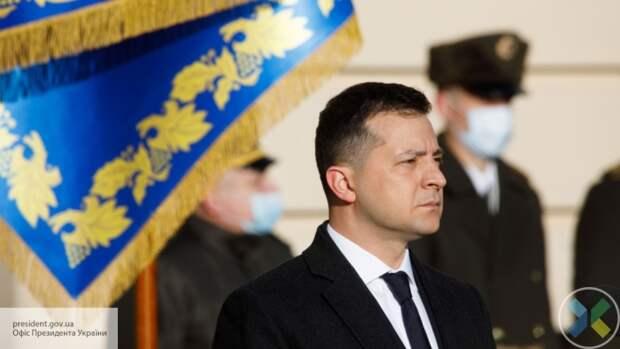 Зеленский призвал ЕС ввести новые санкции против России из-за «оккупации» Крыма