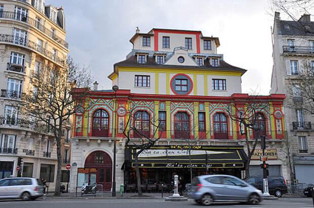 Bataclan, Paris 6 April 2008