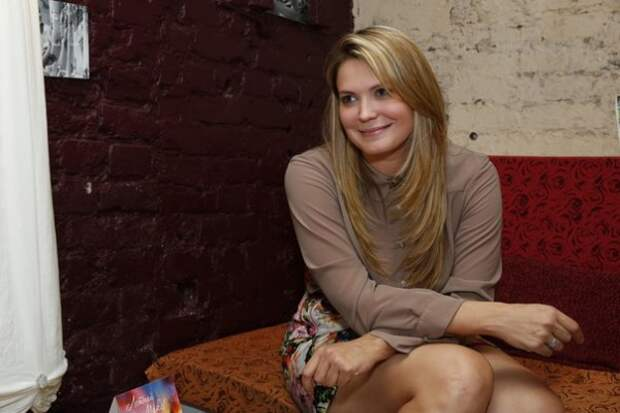 Plus size-модель Катя Жаркова родила в День матери
