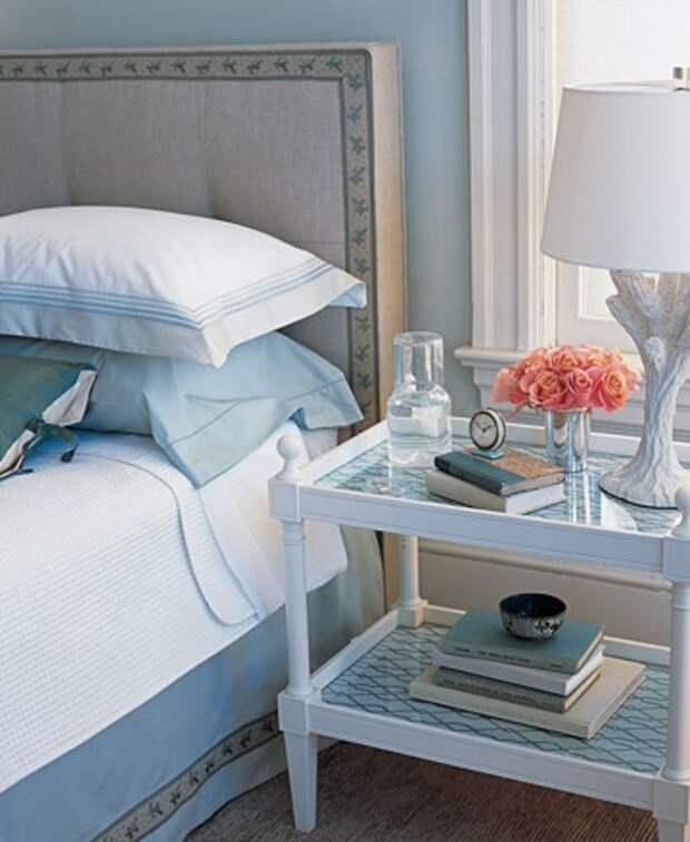 Волшебные спальни в стиле прованс
