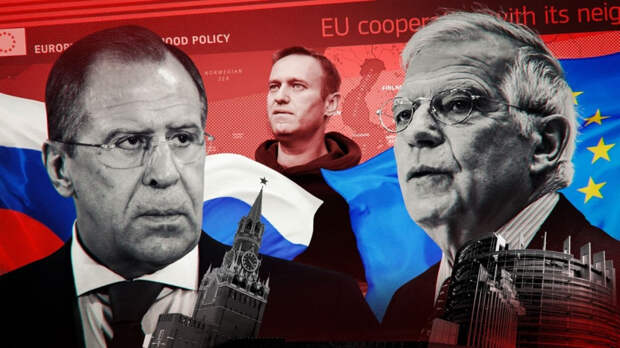 Источник в Брюсселе: антироссийская резолюция Европарламента — месть за визит Борреля
