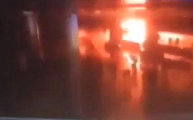 Теракт в аэропорту в Стамбуле