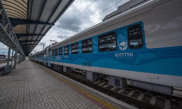Для проезда в крымских электричках можно будет купить абонемент