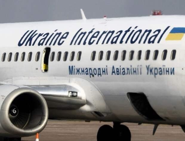 Причиной крушения украинского Boeing названо возгорание двигателя