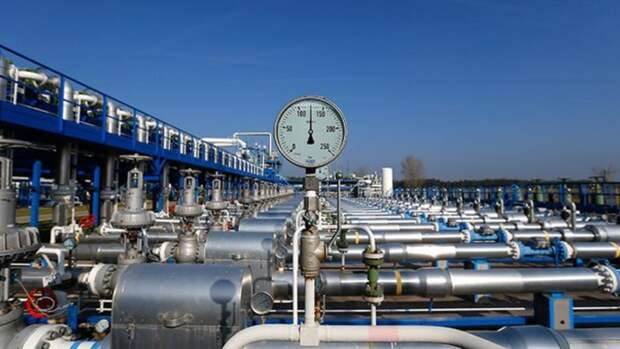 Почти на52% упали доходы «Газпрома» отэкспорта газа вIквартале 2020