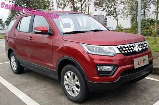 Changan CX70 SUV 03