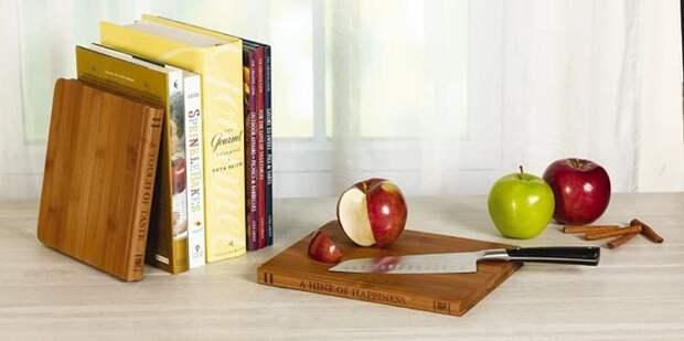 Разделочные...книги