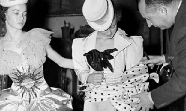 Мода иистория: сднем рождения, Кристиан Диор