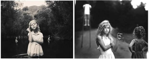 Фотограф Тайлер Шилдс: плагиатор или постмодернист?