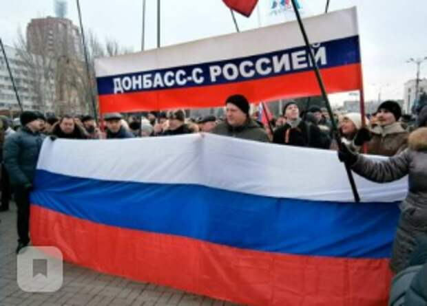 Украина атакует, а ЛДНР идут к воссоединению с Россией