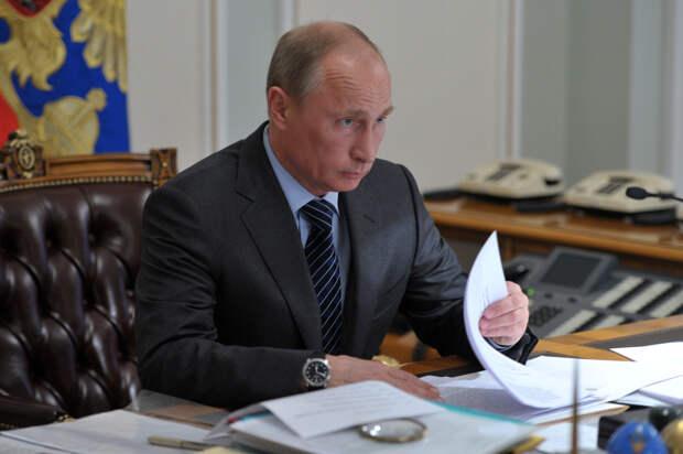 Путин: реальные уроки 75-й годовщины окончания Второй мировой войны