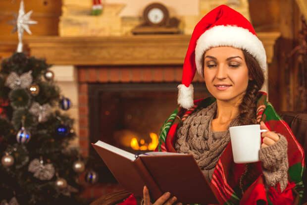 Как интроверту пережить Новый год