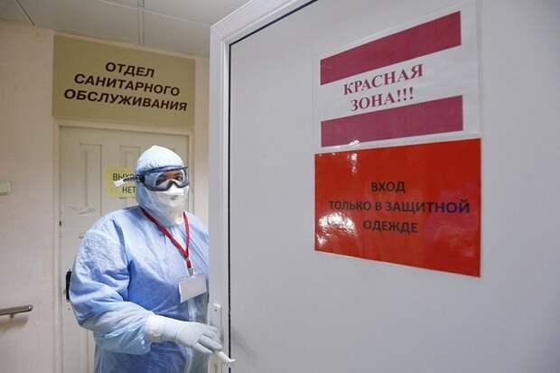 На Кубани прибавилось 187 ковид-пациентов