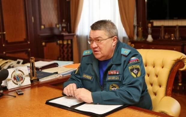 Уволен глава крымского МЧС