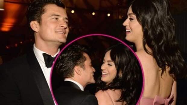 СМИ: Влюбленная пара Орландо Блума и Кэти Перри распалась