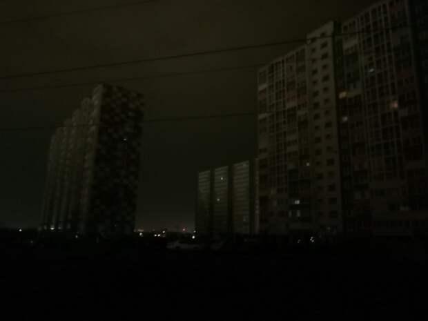 """Ничего кроме тьмы: в ЖК """"Волга Лайф"""" произошла серьёзная авария"""