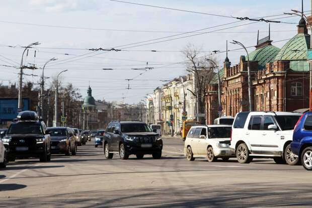 9 мая общественный транспорт Иркутска будет работать до 24:00