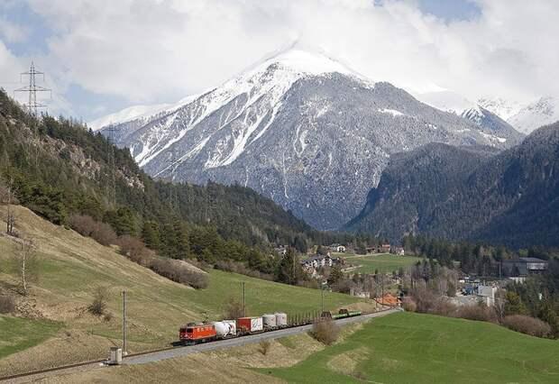 Chbahns56 Топ 5 самых необычных железных дорог Швейцарии