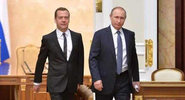 Полный текст статьи Д.А.Медведева. «Почему бессмысленны контакты с нынешним украинским руководством»
