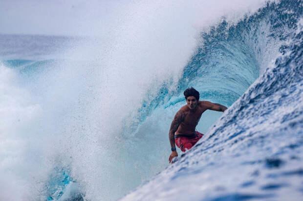 Чемпионат мира по серфингу 2019 в потрясающих фото Брайана Бильманна