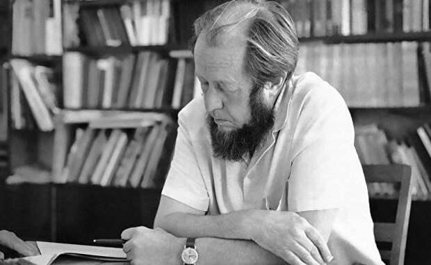 American Thinker рассказал, почему Солженицын оказался прав насчет Запада
