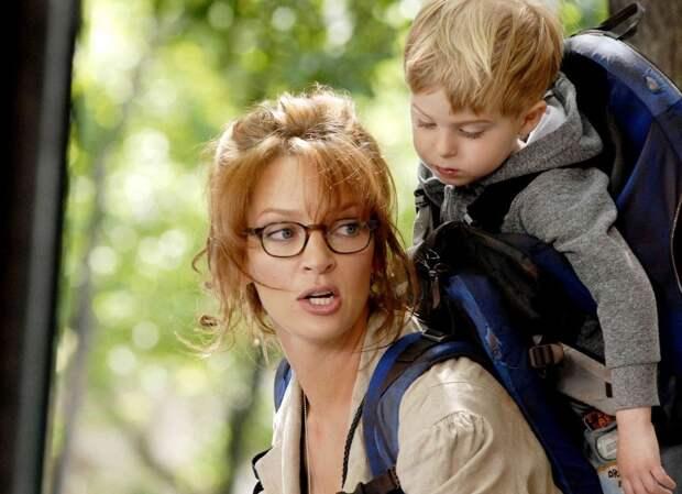 Конфликт с мамой