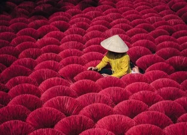 Удивительные узоры Азии в простых и гармоничных фотографиях РК
